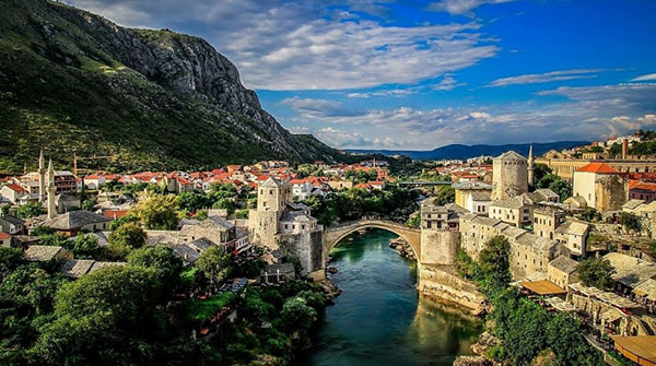 Mostar (Bosnia) excursion